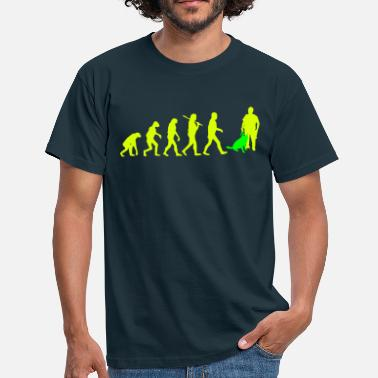 Polizeihund Police Evolution - Männer T-Shirt