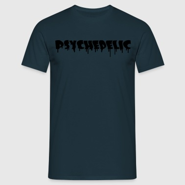 Psychedelic Graffiti - Men's T-Shirt
