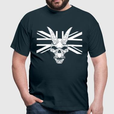 UK Hardcore_V2 - T-shirt Homme