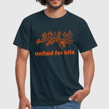 united for kite - T-shirt Homme