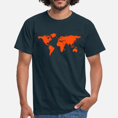 World Of World - Mannen T-shirt
