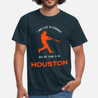 Houston - Männer T-Shirt