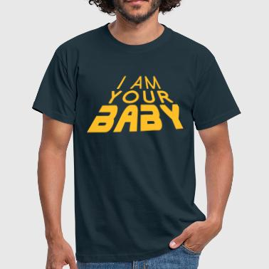 I am your BABY 3D big (1c) - T-shirt Homme