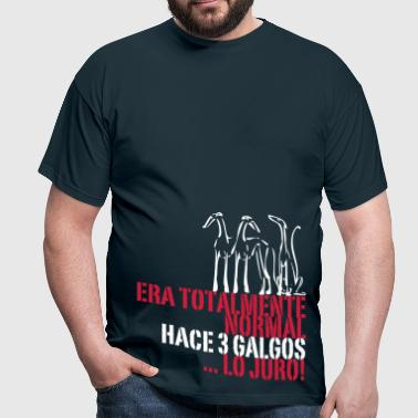 totalmente normal - Camiseta hombre