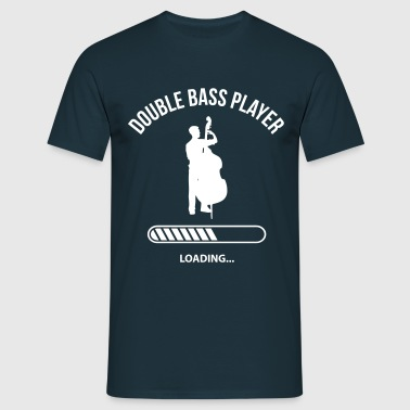 Double Bass Player - Männer T-Shirt