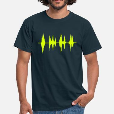 Audio audio - Men's T-Shirt