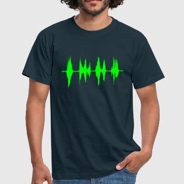 audio - T-shirt Homme