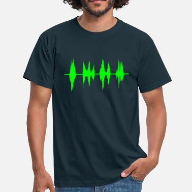 Audio audio - T-shirt Homme