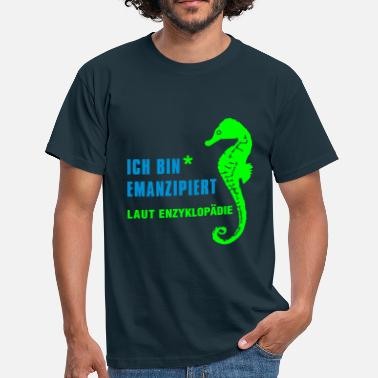 Emanzipiert Emanzipation emanzipation T-SHIRT - Männer T-Shirt