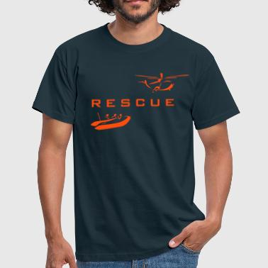 Mountain Rescue rescue - Men's T-Shirt