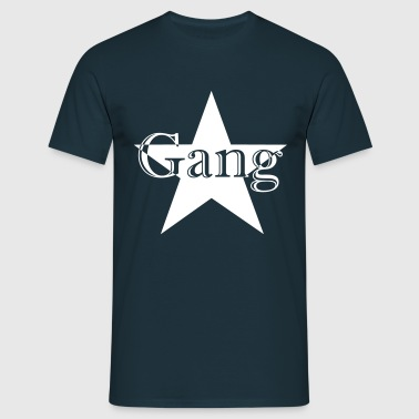 Gang Bang - Mannen T-shirt