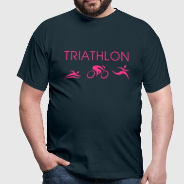 Triathlon - T-shirt Homme