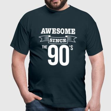 nineties 90's - Men's T-Shirt