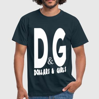 Dollars girls - Männer T-Shirt