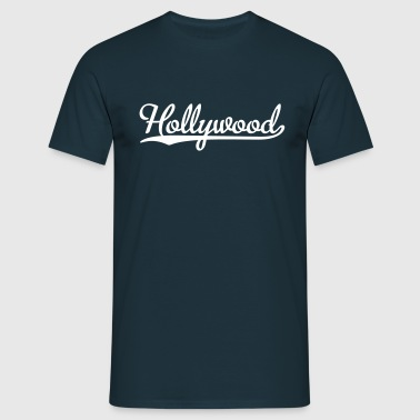 Hollywood - T-shirt herr