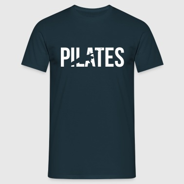 pilates - Men's T-Shirt