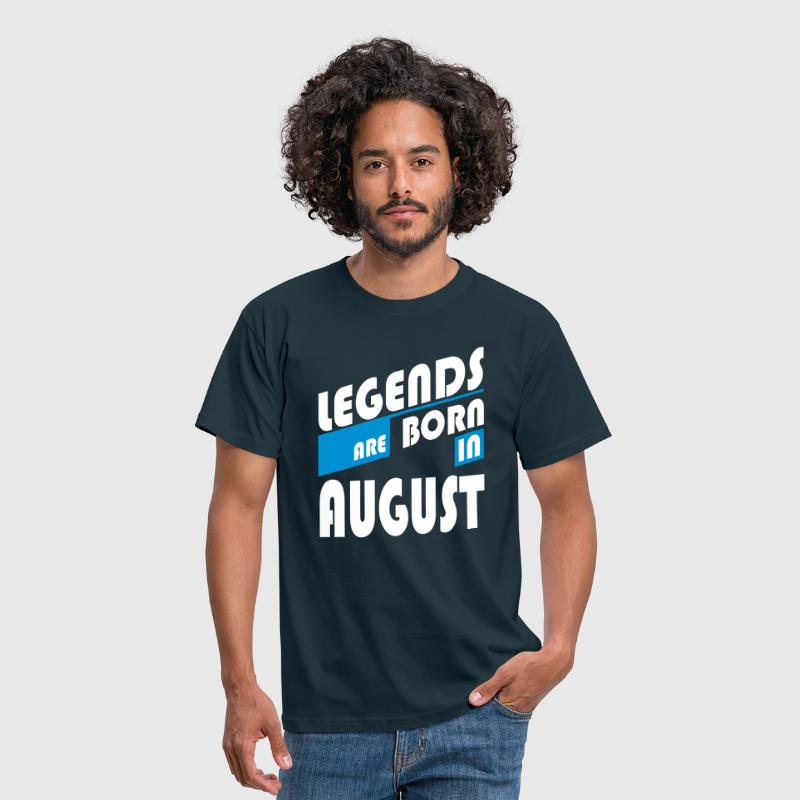 Legends of August - Herre-T-shirt