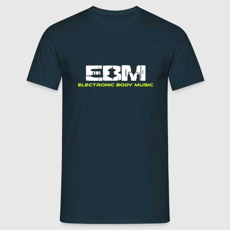 EBM - Electronic Body Music - Men's T-Shirt