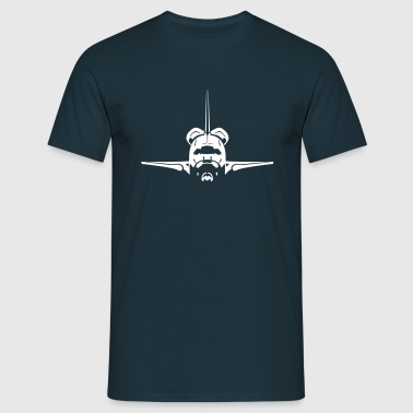 Space Shuttle  - Männer T-Shirt