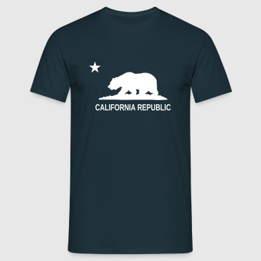 California Republic - Männer T-Shirt