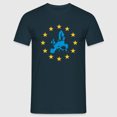 Europe - European Union - Men's T-Shirt
