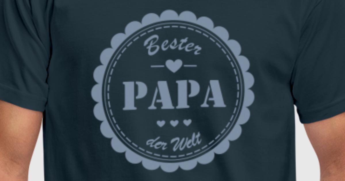 Orden - Bester Papa der Welt von erdbeerkaktus   Spreadshirt