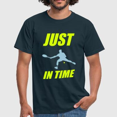 JUST IN TIME - T-shirt Homme