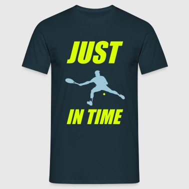 JUST IN TIME - Camiseta hombre