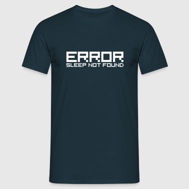 error - Men's T-Shirt