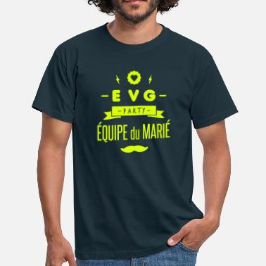 Evg EVG party - T-shirt Homme