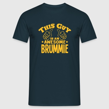this guy is an awesome brummie - T-shirt Homme