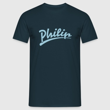 Philip | philip - T-skjorte for menn