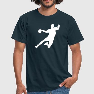 Handball Player - T-shirt Homme