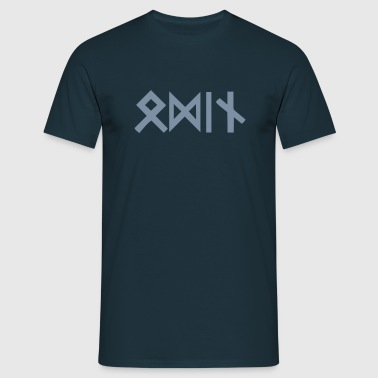 Odin Runes - Men's T-Shirt