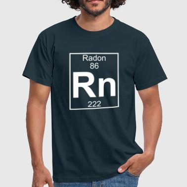 Element 086 - Rn (radon) - Full - Männer T-Shirt