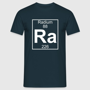 Element 088 - Ra (radium) - Full - Männer T-Shirt