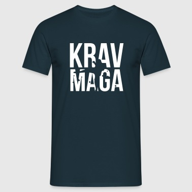 krav maga - Men's T-Shirt