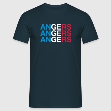 ANGERS - T-shirt Homme