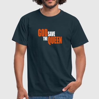 God save the Queen II - T-shirt Homme