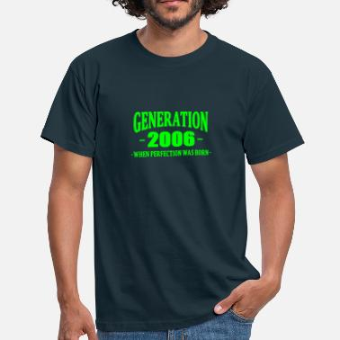 2006 Generation 2006 - Herre-T-shirt