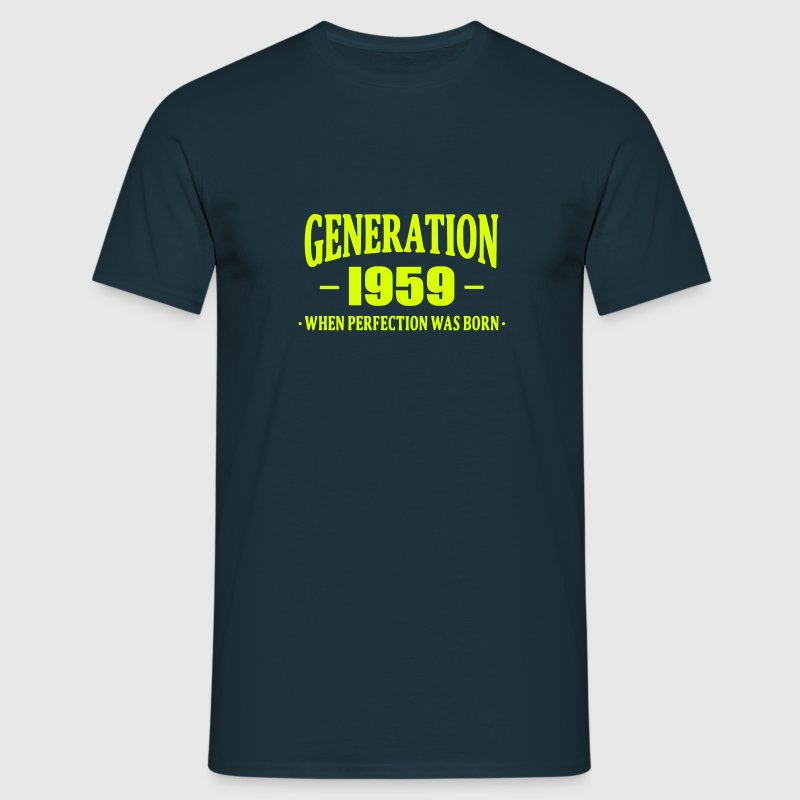 Generation 1959 - Mannen T-shirt