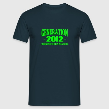 Generation 2012 - Men's T-Shirt