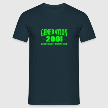 Generation 2001 - T-shirt Homme