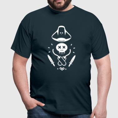 LITTLE PIRATE - T-shirt Homme