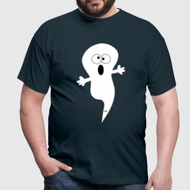 Ghost Geist Gespenst - Men's T-Shirt