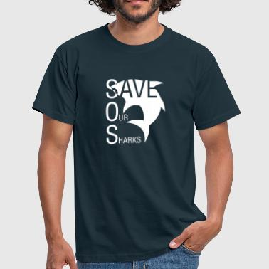 Save Our Sharks 2 - T-shirt Homme