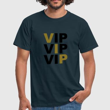 vip_very_important_person - T-shirt herr
