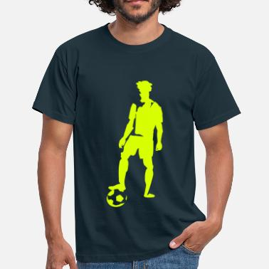 Soccer Player soccer player - Männer T-Shirt
