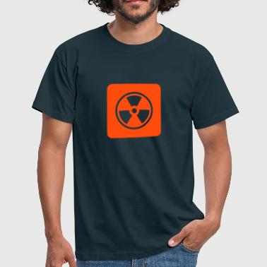 Attention: Radioactive - T-shirt Homme