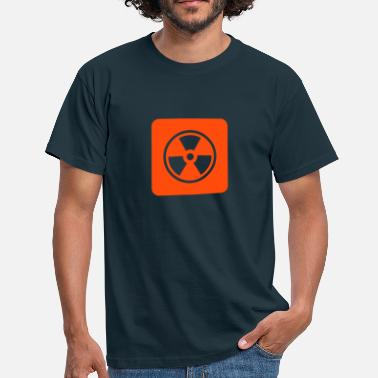Armes Nucléaires Attention: Radioactive - T-shirt Homme